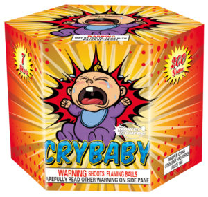 cry baby firework zorts