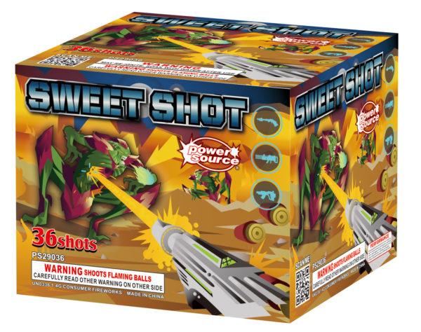 sweet shot zorts fireworks