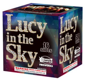 lucy in the sky firework zorts