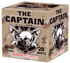 the captain zorts fireworks