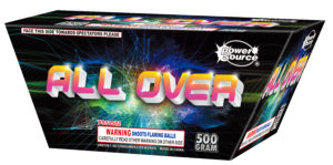 all over firework zorts