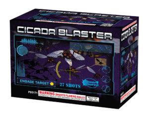 cicada blaster firework zorts