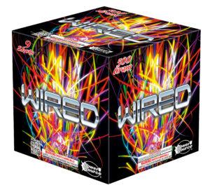 wired zorts fireworks