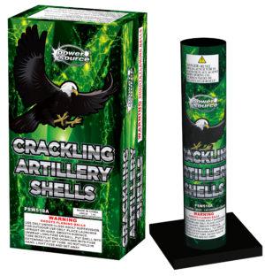 crackling artillery shells zorts fireworks