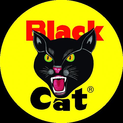 black cat brand logo