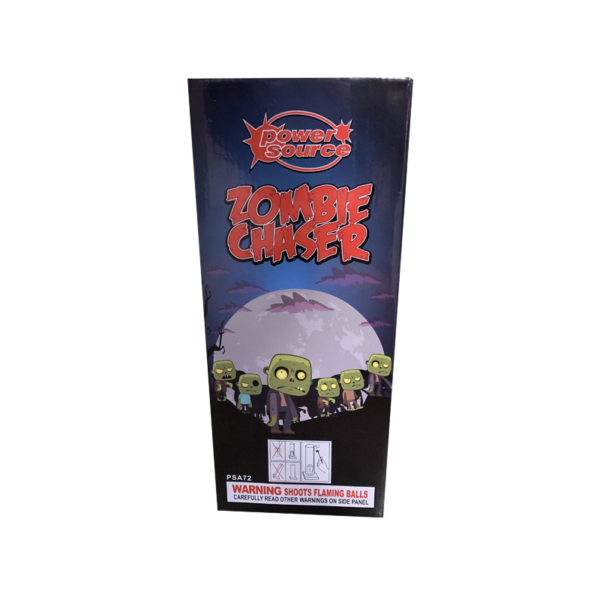 zombie chaser artillery shells